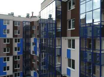 Внешнее оформление фасадов